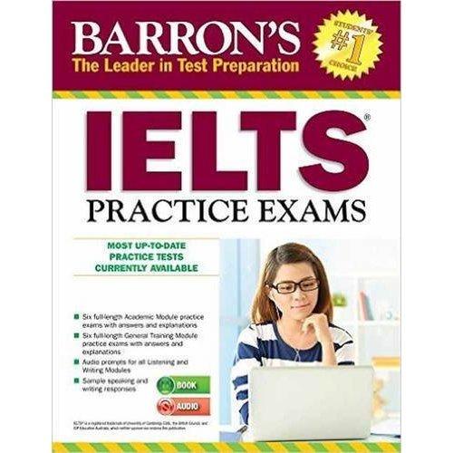 IELTS Practice Exams (Barron's Ielts Practice Exams)