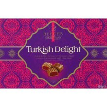 Beechs Rose flavoured Turkish Delight covered in Milk Chocolate