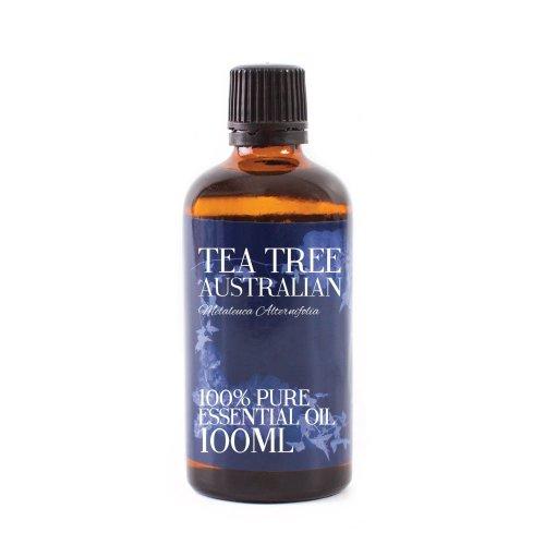 Mystic Moments   Tea Tree Australian Essential Oil - 100ml - 100% Pure