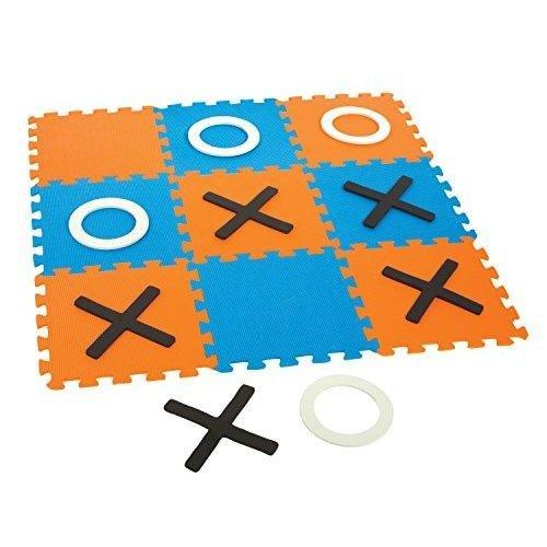 Giant Tic-Tac-Toe Game