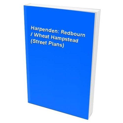 Harpenden: Redbourn / Wheat Hampstead (Street Plans)