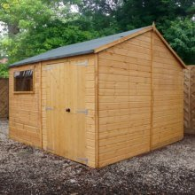 10x10 Premium Reverse Shiplap T&g-Workshop