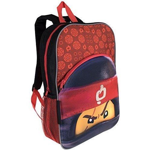 1e4ec400a27 Lego Ninjago Boys Lego Ninjago Backpack - Kai on OnBuy