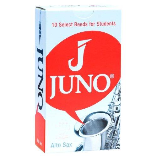 Vandoren Juno Student Alto Saxophone Reed - Box of 10 - Strength 2