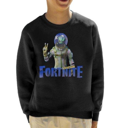 Leviathan Fortnite Kid's Sweatshirt