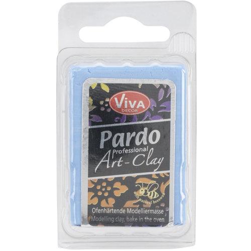 PARDO Art Clay Translucent 56g-Light Blue