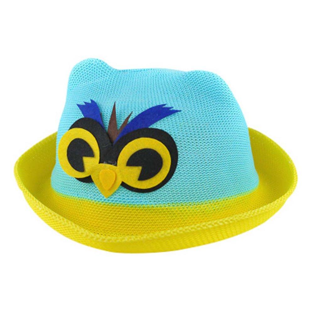 Baby Hat Straw Hat Summer Sun Hat Baby Boys And Girls Summer Hat Visor ... 1affde37dece