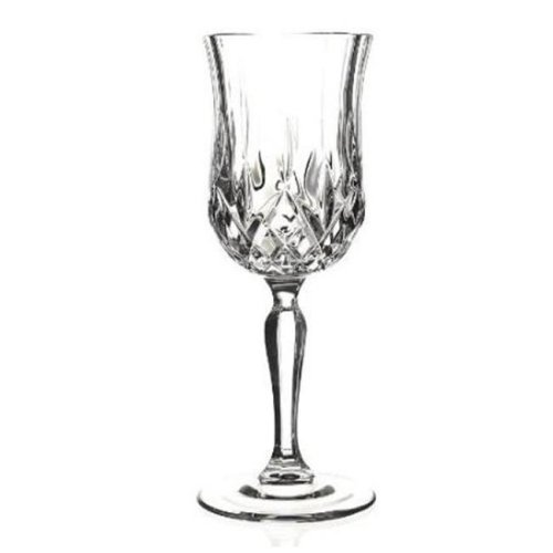 Lorenzo Imports 237960 RCR Opera Crystal Water Glass set of 6