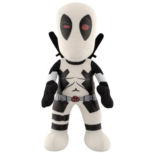 "Bleacher Creatures Marvel's Deadpool (X-Force) 10"" Plush Figure"