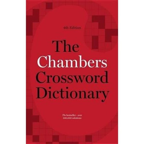 The Chambers Crossword Dictionary