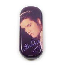 Elvis Presley Black Glasses Case