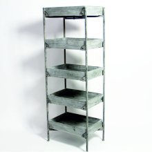 5 Tiered Storage Unit