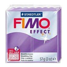 Staedtler - Fimo effect 57g, Translucent Purple