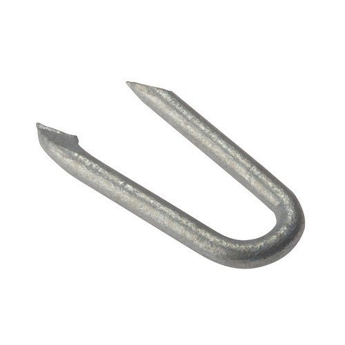 Forge 500NLNS20GB Netting Staple Galvanised 20mm Bag Weight 500g