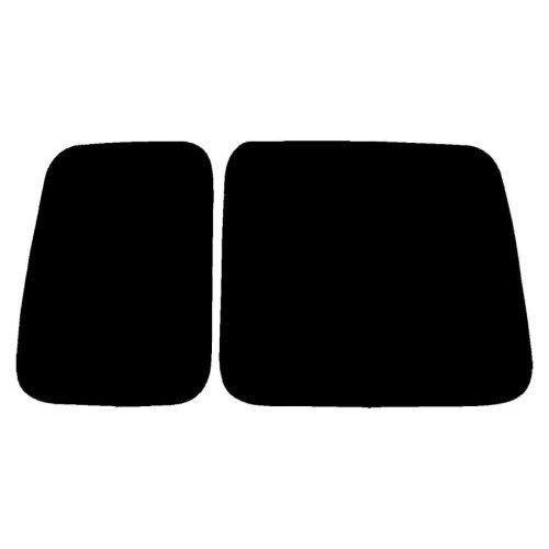 Pre cut window tint - VW Caddy Van - 2003 to 2014 - Rear windows