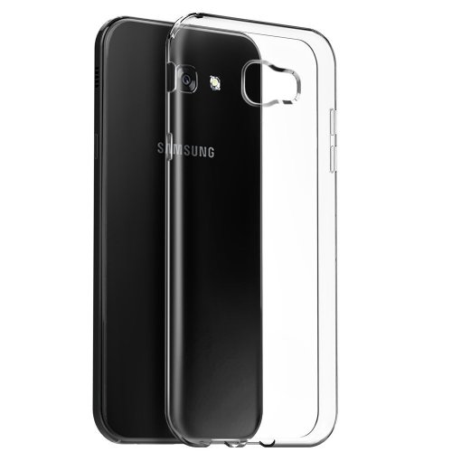 iPro Accessories Galaxy J4 Core Case, Galaxy J4 Core Clear Case, Galaxy J4 Core Transparent Case, [Fusion] [Clear] [Silicone Case] [Slim] [Phone Charm] [Gel Case] [Transparent] [Shock Absorption]