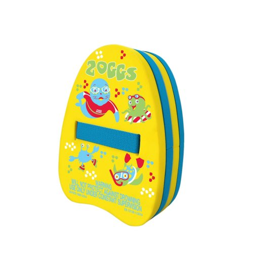 Zoggs Kids Zoggy Back Float Buoyancy Aid for Swimming - Multi, 2-6 Years