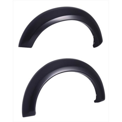 EGR 754694F Rugged Look Fender Flare Set of 2 No-Drill - Front