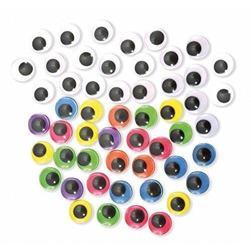 Playbox 15mm Eyes Mixed (300 Pieces) - 300 Pbx2470917 15mm Pcs Pieces -  eyes mixed 300 pbx2470917 15 mm pcs playbox 15mm pieces
