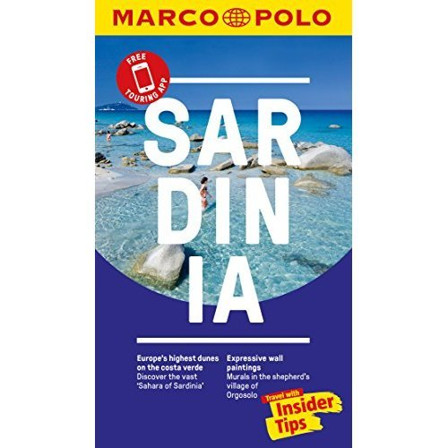 Sardinia Marco Polo Pocket Travel Guide 2018 - with pull out map (Marco Polo Guides)