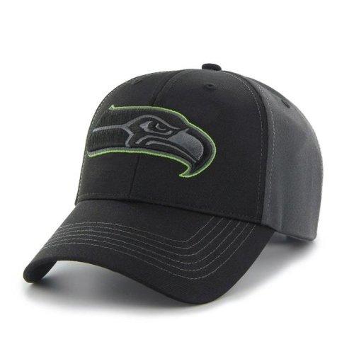 9f03c3b72 Fan Favorites F-BKBLL28TLV-CC NFL Seattle Seahawks Mass Blackball Cap,  Charcoal - One Size on OnBuy