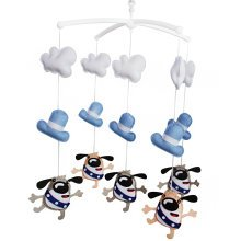 Modern Baby Mobile Lovely Baby Toy Funny Crib Mobile For Babies