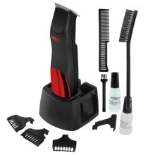 Wahl Bump Prevent Men's Battery Powered Trimmer Kit, Body & Facial Hair Shaver