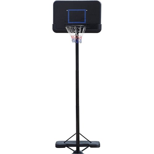 IUNNDS Professional Adjustable Height Youth Basketball Hoop & Stands Court Home Basketball Set Portable Backboard