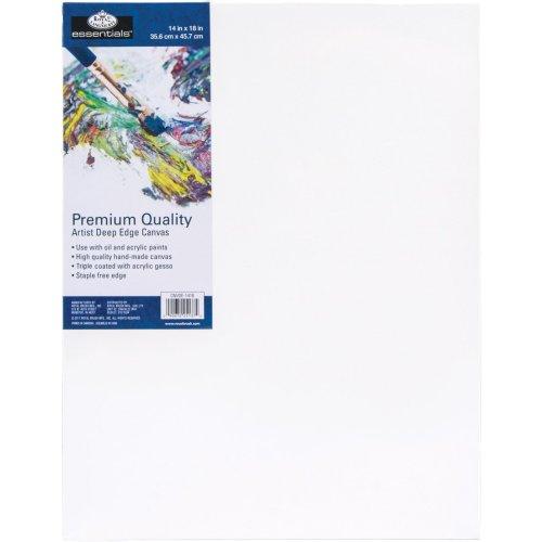 "essentials(TM) Premium Gallery Style Deep Edge Canvas-14""X18"""
