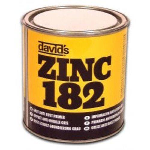 Isopon ZINC 182 Rust Inhibiting Primer  1 ltr Tin