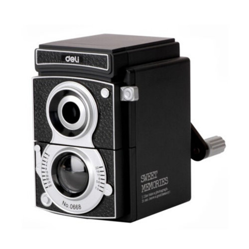 Pencil Sharpener,camera, Quiet for Office, Home and School