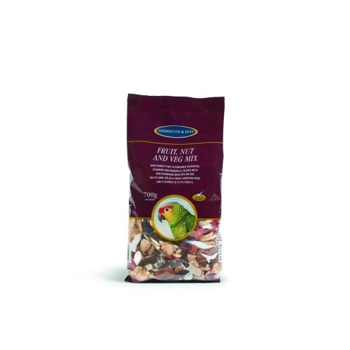 J&j  Fruit Nut & Veg Mix Tub 5kg