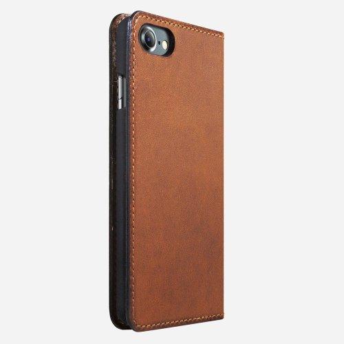 Nomad Case Folio Brown for iPhone 7/8 Plus