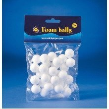 Pbx2470078 - Playbox - Foam Balls - 20 Mm - 30 Pcs