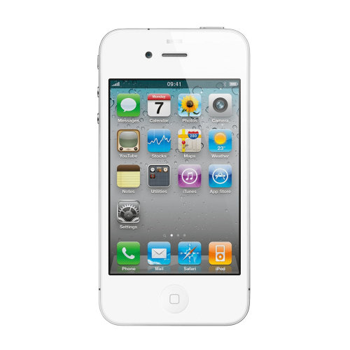Apple iPhone 4 8GB White | Unlocked