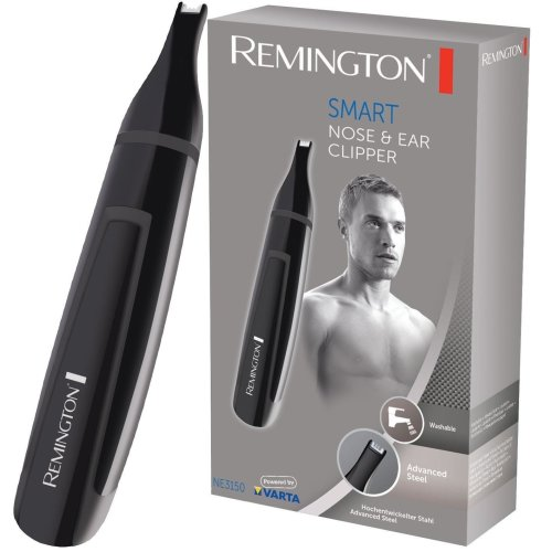 Remington NE3150 Men Smart Series Nose/Ear Trimmer Detail Styling Battery Shaver