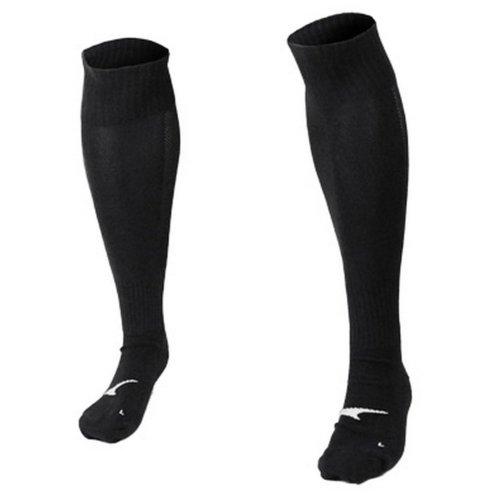Black Quick Dry Knee Length Football Socks Sporting Socks