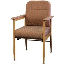 Black Summit Lightweight Aluminium Low Back Chair. -
