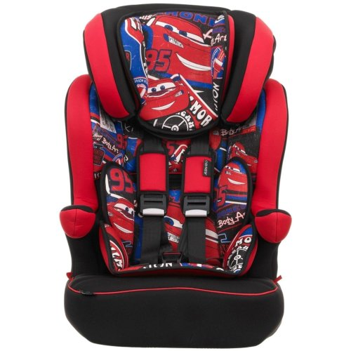 Obaby Group 123 Highback Booster Seat Disney Cars