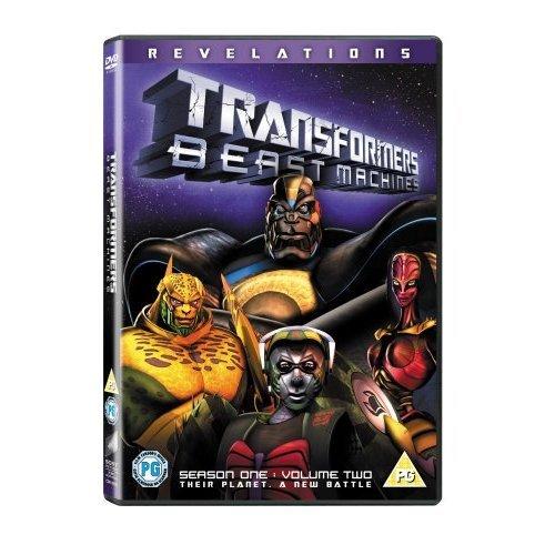 Transformers: Beast Machines - Season 1 - Volume 2 [DVD] [2007]