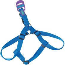 "1/2"" x 24"" Blue Dog Harness - Co Nylon 12mm X60cm Hemmo Walking Accessories -  dog co nylon harness blue 12mm x60cm hemmo walking accessories"