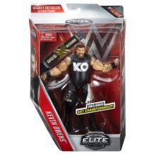 WWE Mattel Elite Series 43 Kevin Owens Wrestling Action Figure Brand New Sealed