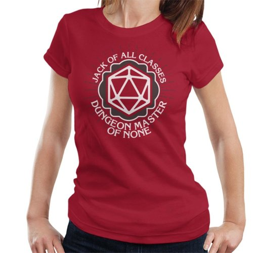 Dungeon Master Of None Women's T-Shirt