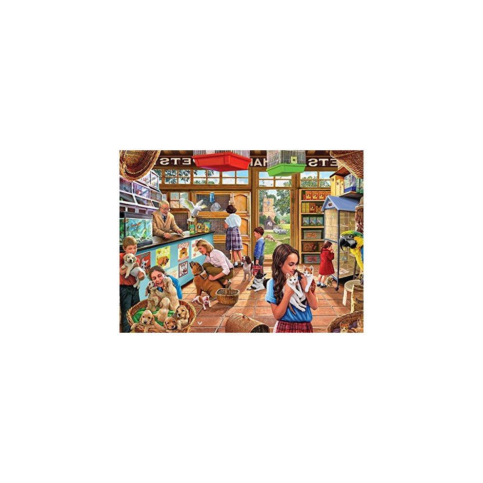 Veggietales Jonah Inlaid Puzzle