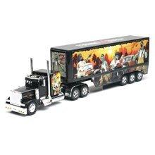 NewRay Toys (CA) 1:32 Peterbilt 379 Homiezombies Truck