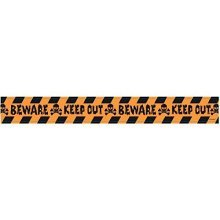 Halloween Keep Out Caution Tape 100ft / 30.4m
