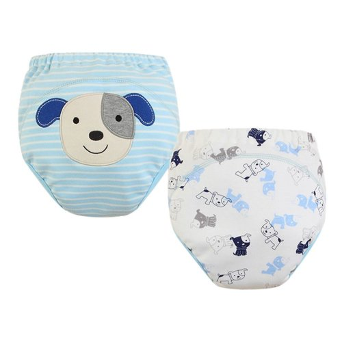 [Dog] Baby Toilet Training Pants Nappy Underwear Cloth Diaper 15.4-26.4Lbs