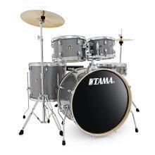 Tama Rhythm Mate 5 Piece Drumkit With Hi Hats And Crash/Ride Cymbal