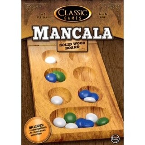 Classic Games Mancala Game