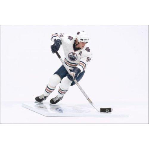 McFarlane Toys NHL Sports Picks Series 4 Ryan Smyth White Jersey Action Figure